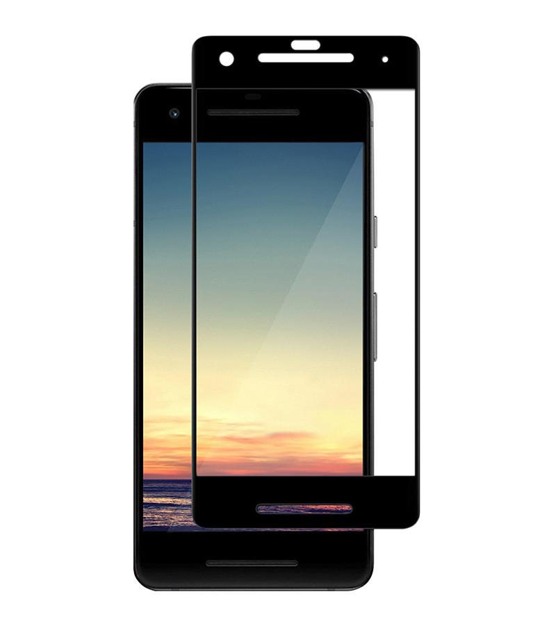Защитное стекло Full screen PowerPlant для Google Pixel 2, Black
