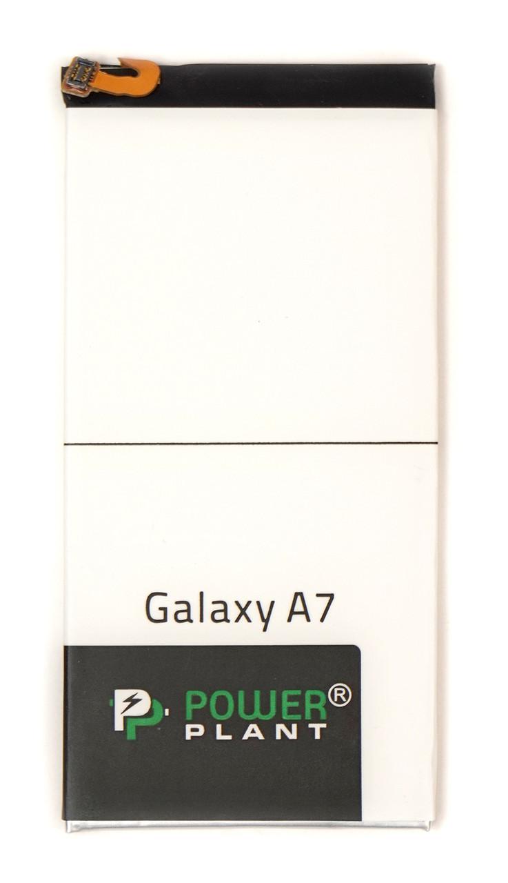 Аккумулятор PowerPlant Samsung A700F (EB-BA700ABE) 2700mAh
