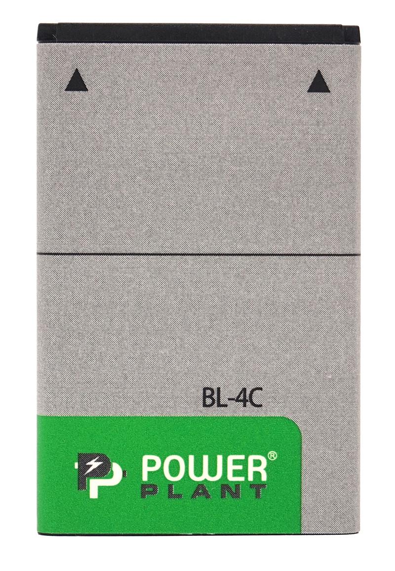 Аккумулятор PowerPlant Nokia 6230, 6100 (BL-4C) 990mAh