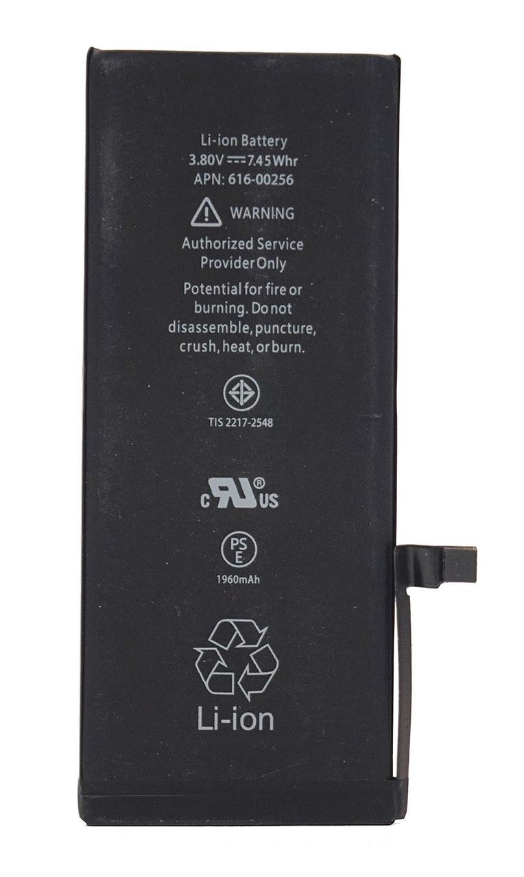 Аккумулятор PowerPlant Apple iPhone 7 (616-00258) 1960mAh