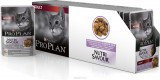 PRO PLAN ADULT, уп. 24*пауч 85 гр. |Про План Адалт, для кошек кусочки с индейкой в желе|