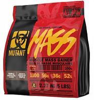 Гейнер 20%-30% Mutant Mass, 5 lbs.