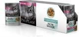 Pro Plan NutriSavour Delicate, для чувствительных кошек с океанической рыбой в соусе,уп.24*пауч 85гр.