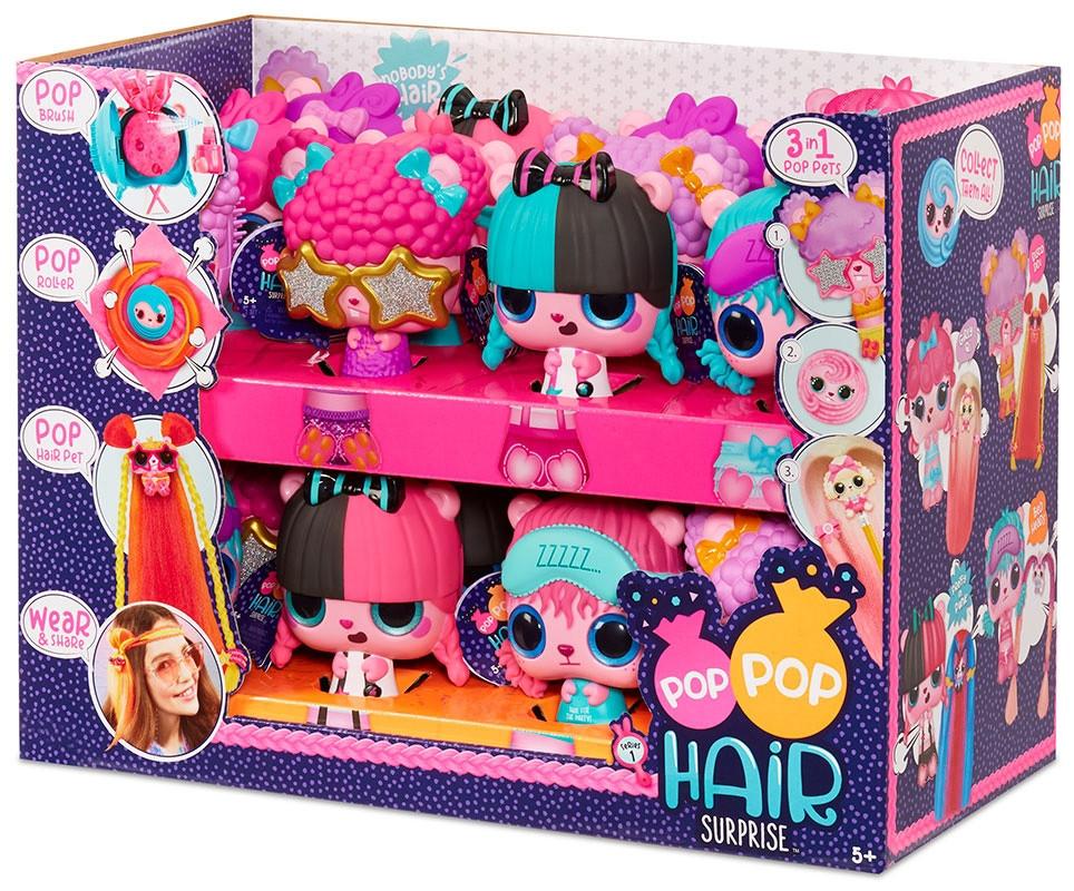 Pop Pop Hair Surprise Игрушка Куколка в ассортименте