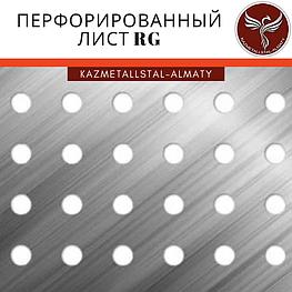 Перфорированный лист Rg 1х2