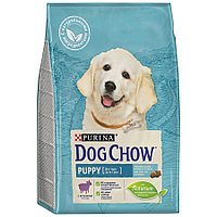 Dog Chow Puppy Lamb&Rice, 14 кг Дог Чау корм для щенков с ягненком