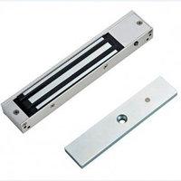 Накладной электромагнитный замок на дверь любого типа с силой удержания до 250 кг