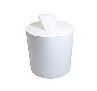 Полотенце бумажное 2сл с центральной вытяжкой белое (6 шт.)