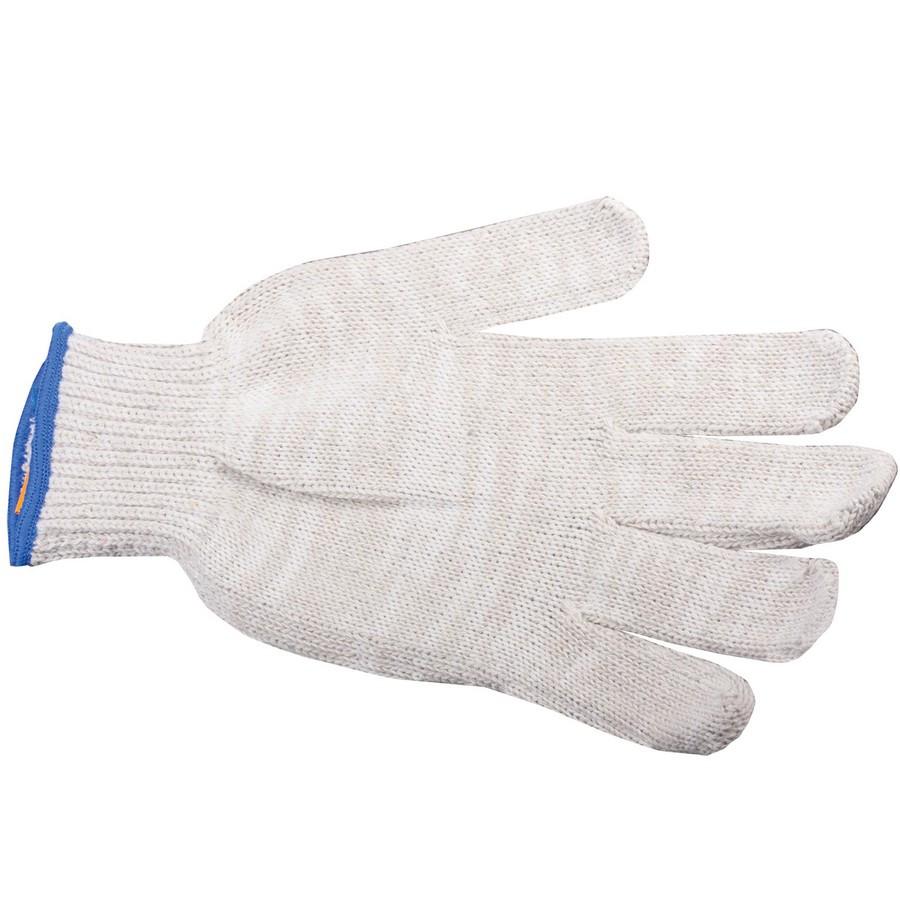 Перчатки х/б белые