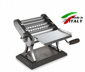 Опт-розница Marcato Design Otello 150 mm, цвет оружейный металл, ручная лапшерезка - тестораскатка