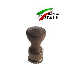 Равиольница штамп - форма для равиоли ravioli stamp round Ø38mm mahogany wood