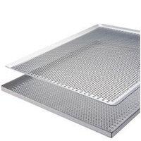 Противень для багетов Apach 600X400 алюминиевый с перфорацией