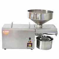 Маслопресс Akita jp AKJP 700 oil press professional шнековый электрический пресс для холодного отжима масла, фото 1