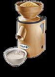 Mockmill Lino 200 жерновая электрическая мельница для цельнозерновой муки из зерна, фото 2
