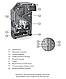 Котел твердотопливный ТМФ Прагматик Электро, 30 кВт, АРТ, ТЭН 12 кВт, желтый, фото 4
