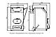 Котел твердотопливный ТМФ Прагматик Электро, 30 кВт, АРТ, ТЭН 12 кВт, желтый, фото 7