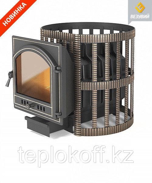 Печь для бани Везувий Легенда Ретро 24 Ковка (205)