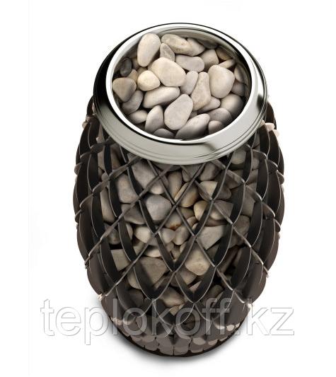 Печь для бани электрическая ТМФ Мэри Экс 6кВт черная бронза