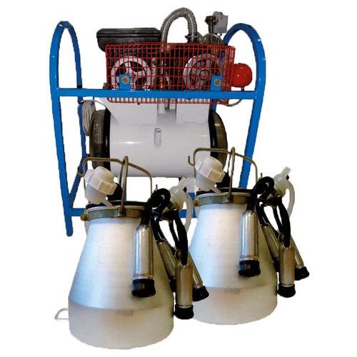 Агрегат доильный стационарный на две доильные аппаратуры АДС-3