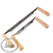 Скобель ПЕТРОГРАДЪ N11, 170мм (П-образный, с приподнятыми рукоятями)