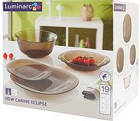 Столовый сервиз Luminarc New Carine Eclipse 19 предметов на 6 персон