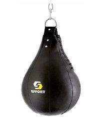 Груша боксерская EFFORT PRO, 40см, d-25см, 5кг