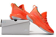 "Игровые кроссовки Under Armour Curry VII (7) ""Sour Patch Kids/Orange"" (40-46), фото 5"