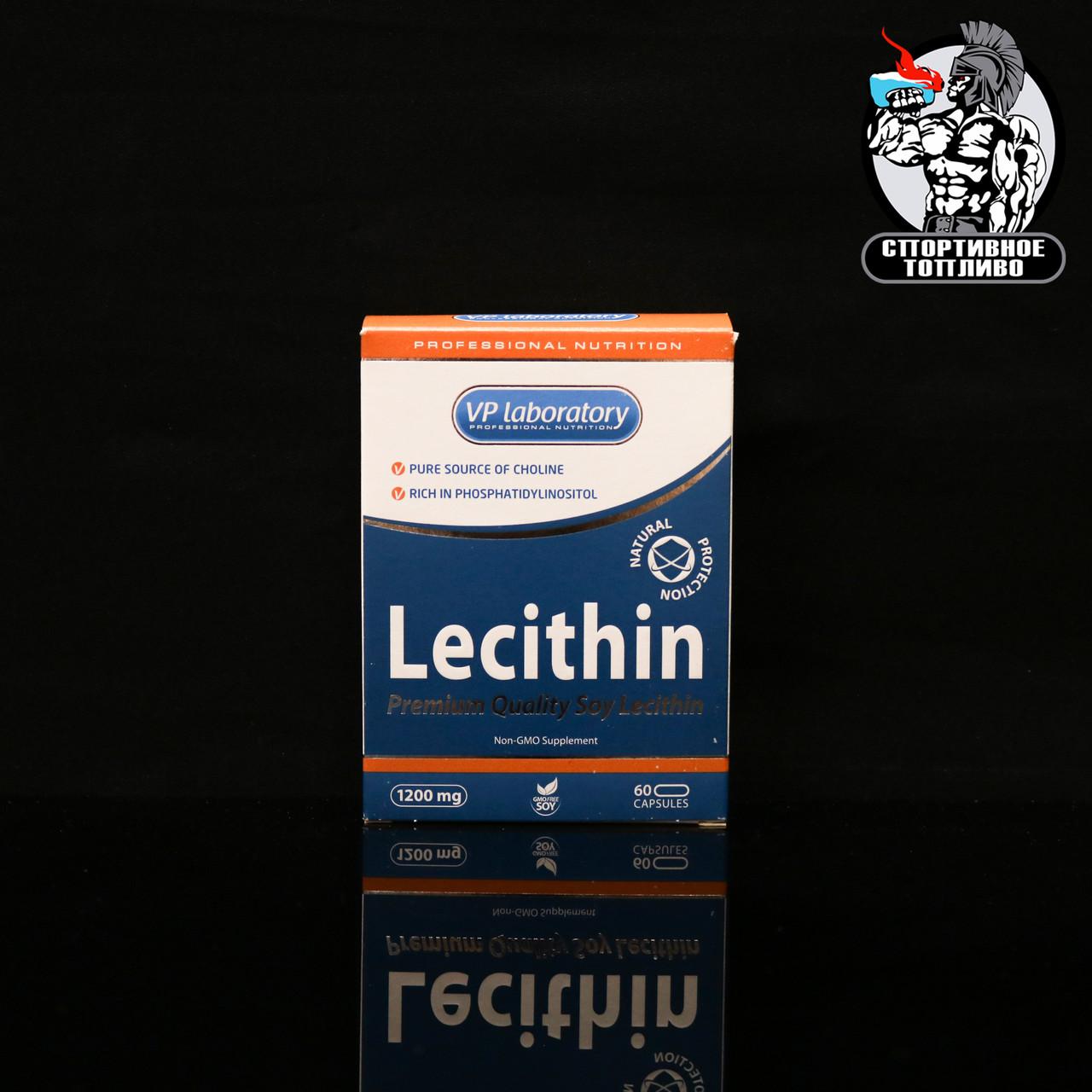 VPLab - Lecithin 60капс/30 порций