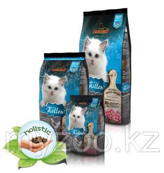 LEONARDO KITTEN, Леонардо корм для котят с курицей , уп. 2кг.