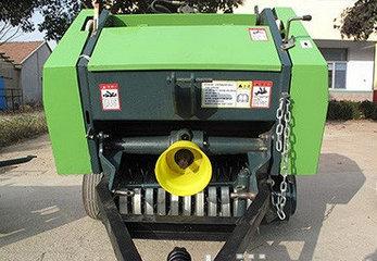 Пресс-подборщик рулонный для минитракторов серии ППР 8070, фото 2