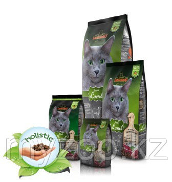 Leonardo Adult Sensitive Lamb&Rice, Леонардо корм для чувствительных кошек с ягненком и рисом, уп.2кг.