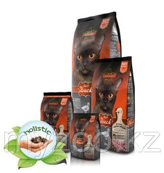 LEONARDO ADULT Duck&Rise SENSITIVE, Леонардо корм для чувствительных кошек, утка|рис , уп. 400гр.