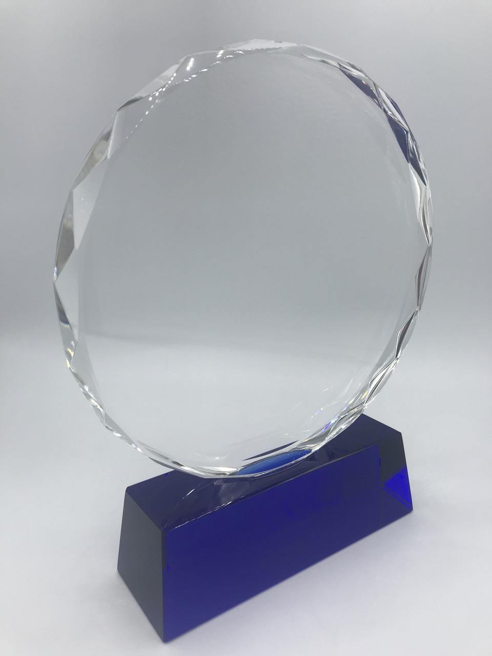 Стелла наградная, стеклянная (G03)