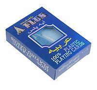"""Карты игральные пластик """"ARABIA"""", 54 шт, 8.8х5.7 см, 23мкр, микс, фото 1"""