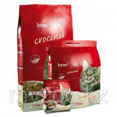 BEWI-CAT CROCINIS, Бэви Кэт, корм для очень привередливых кошек, уп. 20кг.