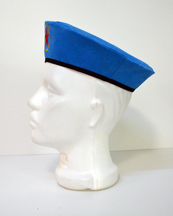 Костюм военный детский камуфляжный синий - фото 9