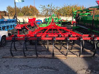 Культиватор чизельный 3,75м Agrolead,навесной, фото 2