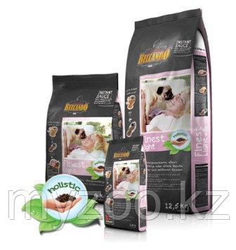 BELCANDO FINEST LIGHT, Белькандо Файнест Лайт, корм для мелких собак, склонных к полноте, уп. 4кг