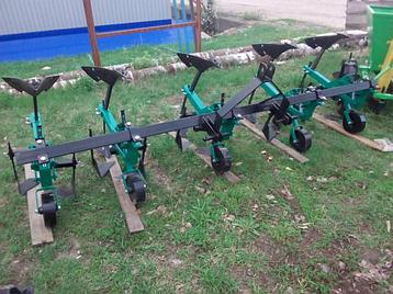 Культиватор-окучник 4-рядные Польша Ekiw,навесной, фото 2