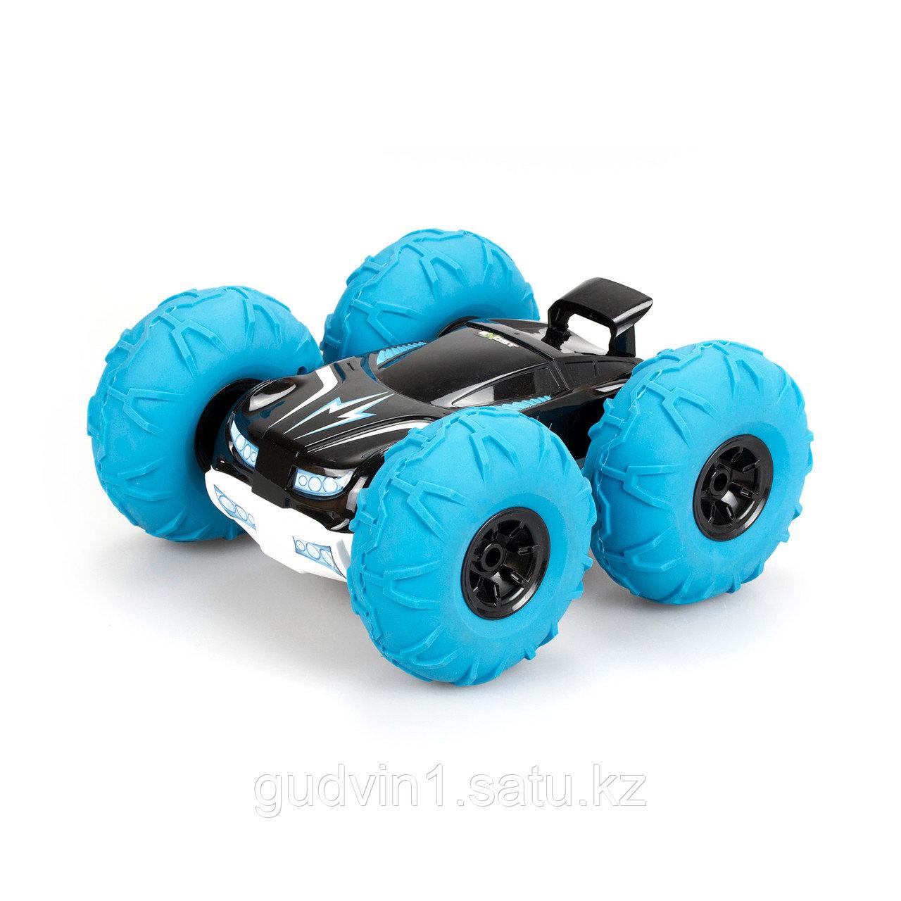 Машина 360 Торнадо синяя 20142-1
