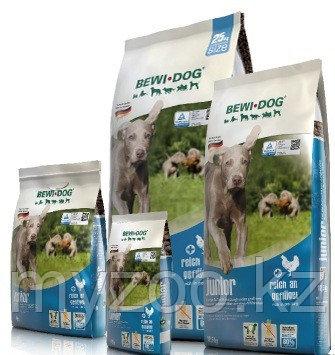 BEWI-DOG JUNIOR, Беви Дог Джуниор, корм для щенков крупных пород с 3-х месяцев, уп. 25 кг