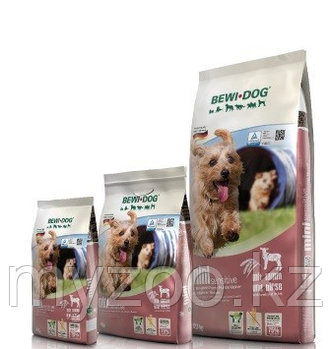 Bewi-Dog Mini Sensetive, Беви Дог корм для мелких пород собак, 3кг