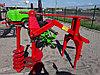 Ямобур садовый навесной WR25/50 Wirax Польша, фото 2