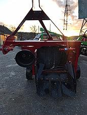 Картофелекопатель однорядный навесной Wirax Польша, фото 2