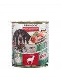 Bewi Dog Venison, влажный корм из оленины, с 12 месяцев банка 800гр.