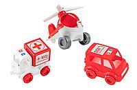 "Машинки ""Kid cars Sport"" скорая помощь"