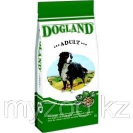 Dogland Adult. Полнорационный сухой корм для взрослых собак всех пород.