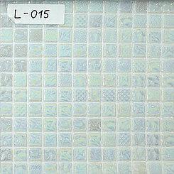 Перламутровая мозаичная плитка белый-перламутровый