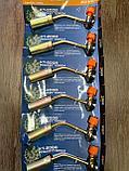 Горелка без пьезы поджига маленькая на планшете, фото 2