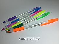 Шариковая ручка KUBE Ecogrip NEO синяя Оригинал